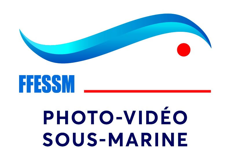 Photo Video Sous Marine FFESSM Logo quadri